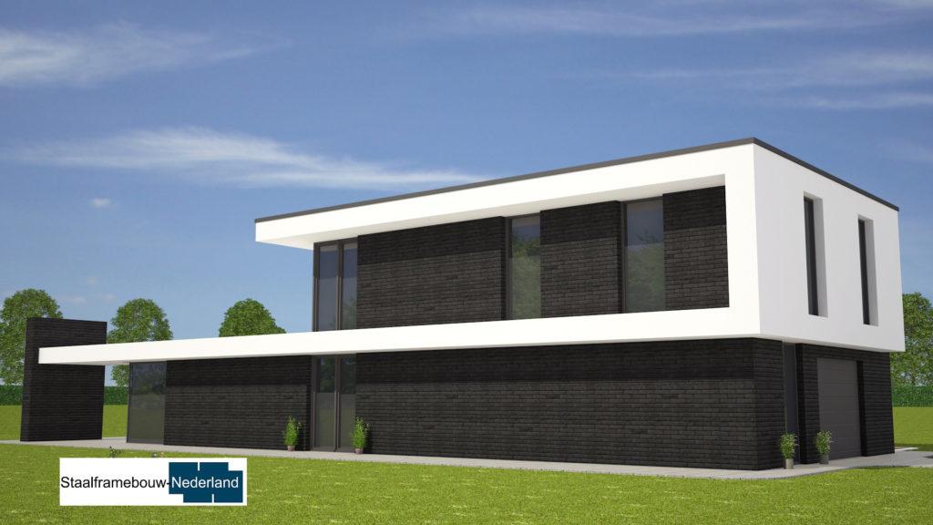 Kubistische villa in moderne M143 5