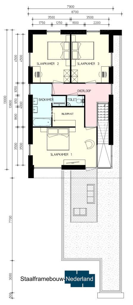 Kubistische villa in moderne M143 4