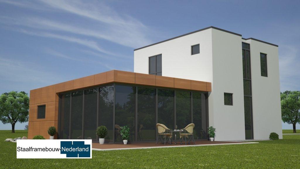 Moderne levensloopbestendige villa  M74 2