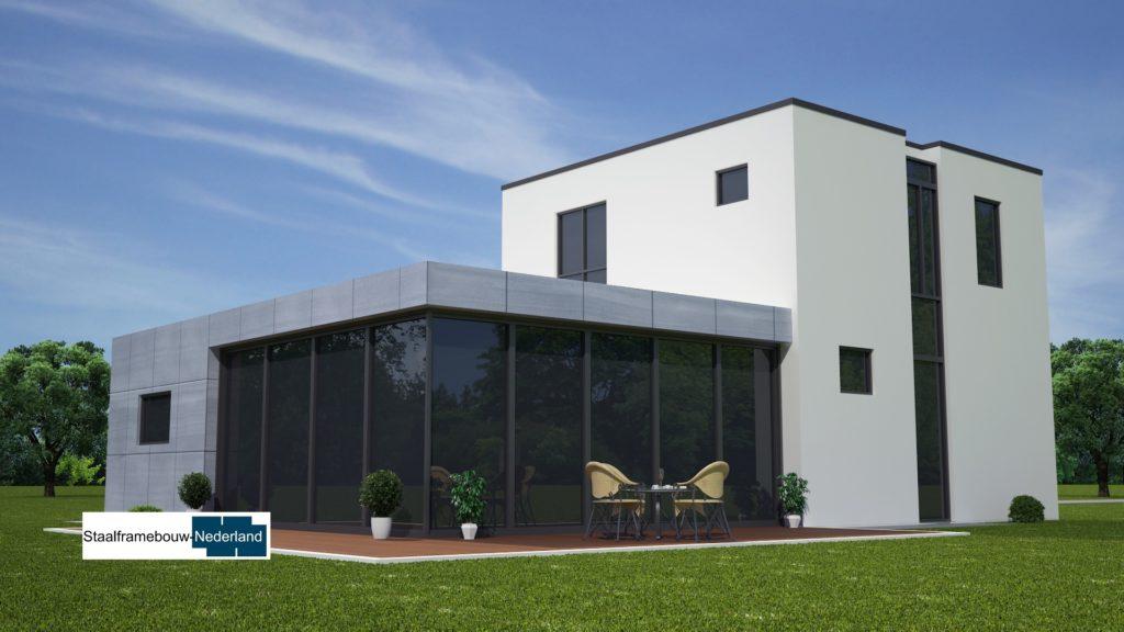 Moderne levensloopbestendige villa  M74 4