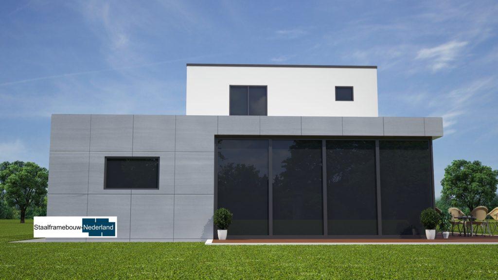 Moderne levensloopbestendige villa  M74 5