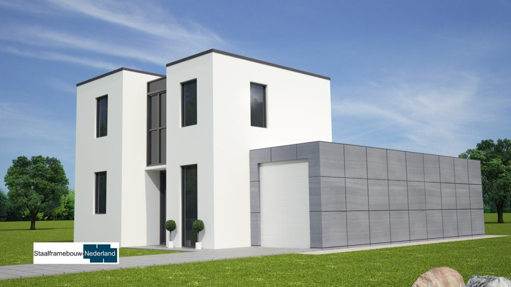 Moderne levensloopbestendige villa  M74 1